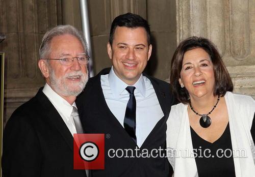 Jimmy Kimmel With His Parents 2