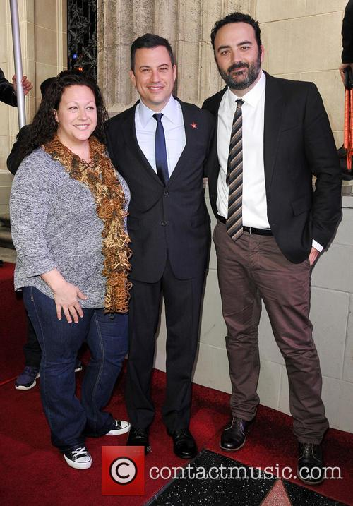 Jimmy Kimmel, Jill Kimmel and Jonathan Kimmel 7