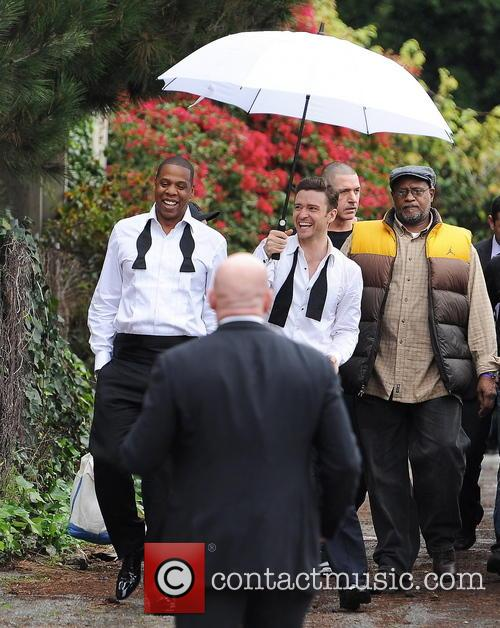 Justin Timberlake, Jay-z and Shawn Carter 8