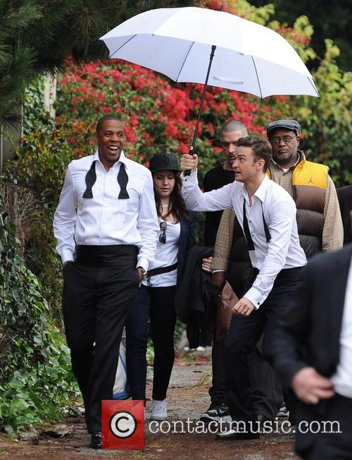 Justin Timberlake, Jay-Z and Shawn Carter 17