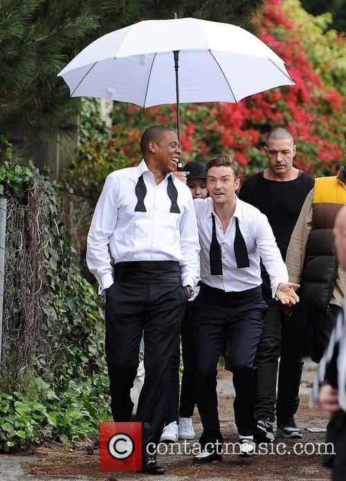 Justin Timberlake, Jay-Z and Shawn Carter 18