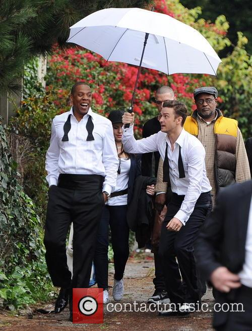 Justin Timberlake, Jay-Z and Shawn Carter 24