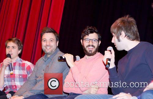 Joe Thomas, Simon Bird and James Buckley 1