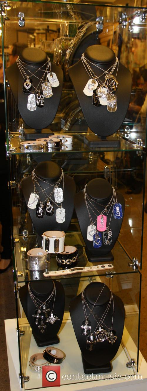 Kate Mesta's jewelry VIP Launch Party at L.A....