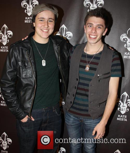 Noah Dahl and Brock Ciarlelli 2