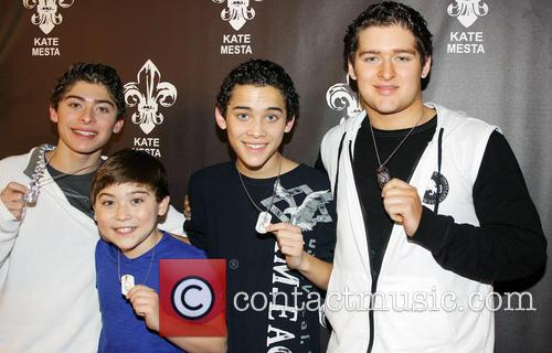 Ryan Ochoa, Ramond Ochoa and Robert Ochoa 9