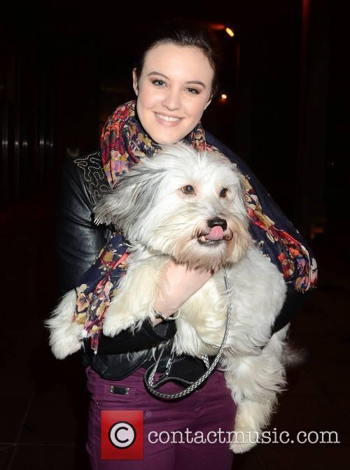 Ashleigh Butler and Pudsey 3