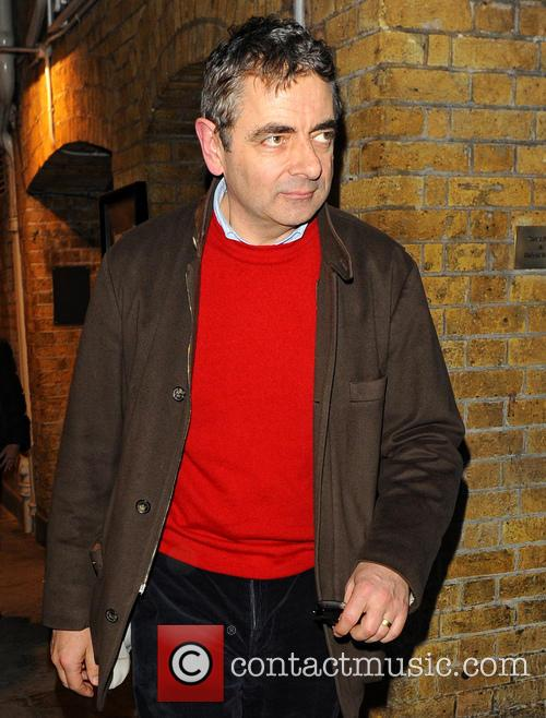 Rowan Atkinson leaves Wyndham's Theatre