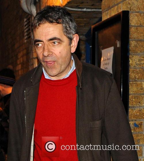 Rowan Atkinson 4