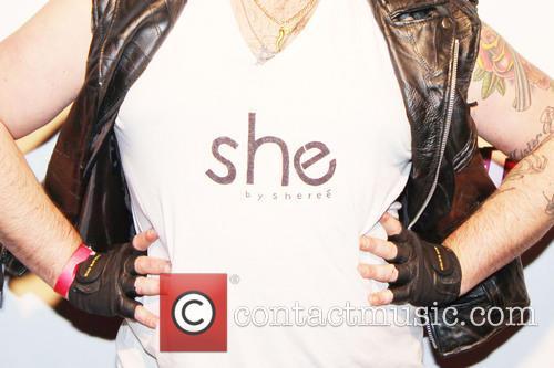 Joey Camasta Wearing She By Sheree 6