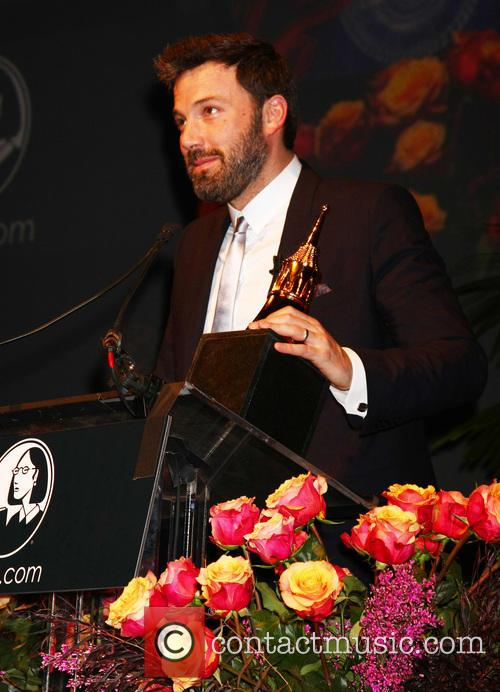 Ben Affleck - 28h Annual Santa Barbara International Film Festival