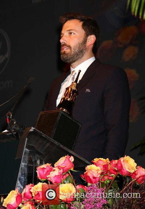 Ben Affleck, Arlington Theater, Annual Santa Barbara International