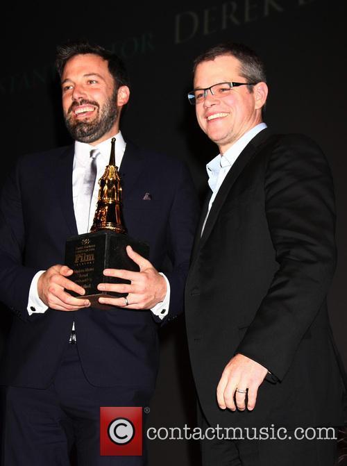 Ben Affleck and Matt Damon 7