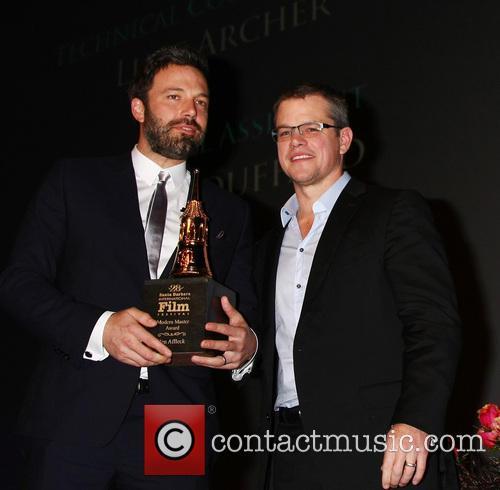 Ben Affleck and Matt Damon 8