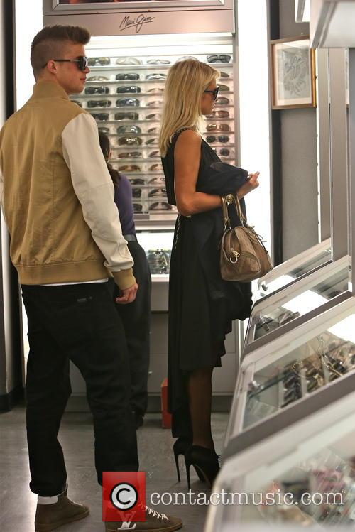 Paris Hilton and River Viiperi 7