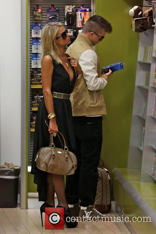 Paris Hilton and River Viiperi 13