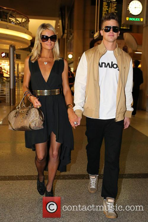 Paris Hilton and River Viiperi 14
