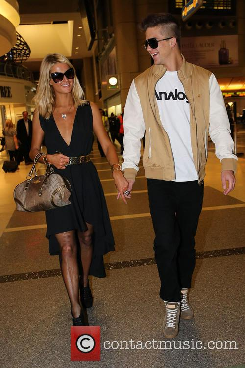 Paris Hilton and River Viiperi 21