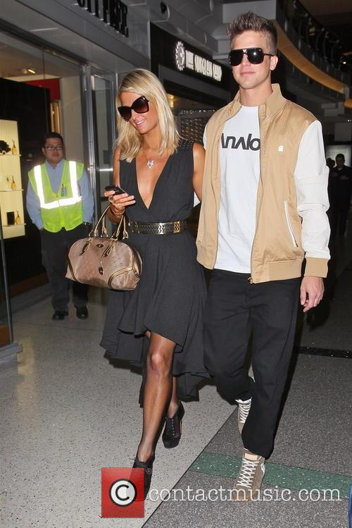Paris Hilton and River Viiperi 25