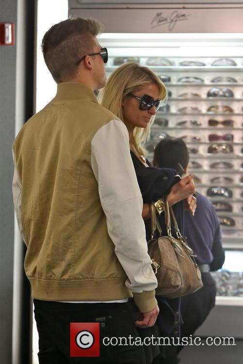 Paris Hilton and River Viiperi 26