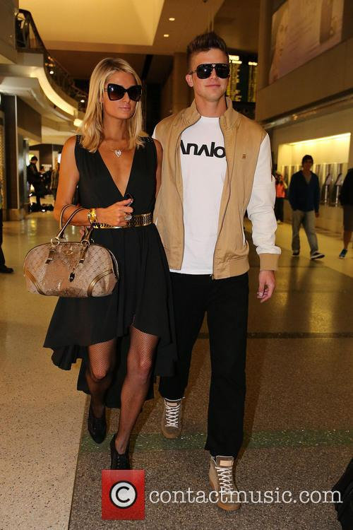 Paris Hilton and River Viiperi 28
