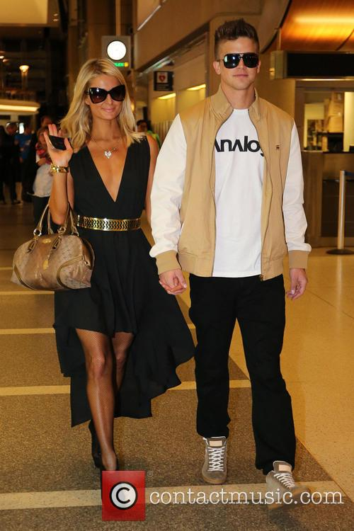 Paris Hilton and River Viiperi 30