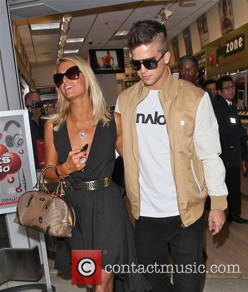 Paris Hilton and River Viiperi 34
