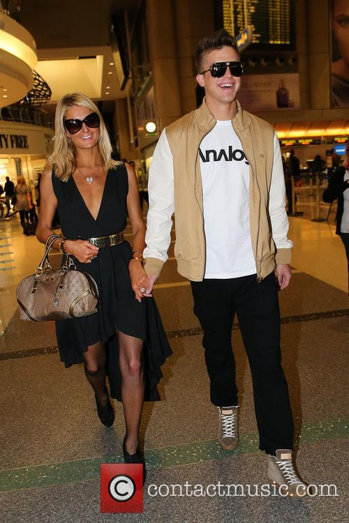 Paris Hilton and River Viiperi 42