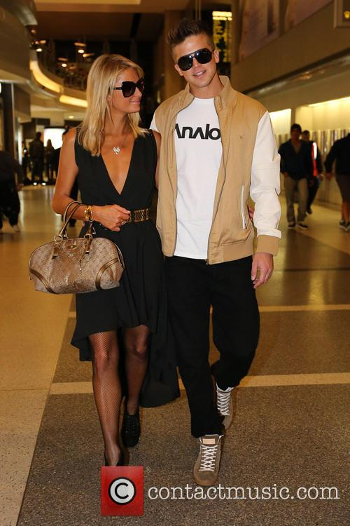 Paris Hilton and River Viiperi 48