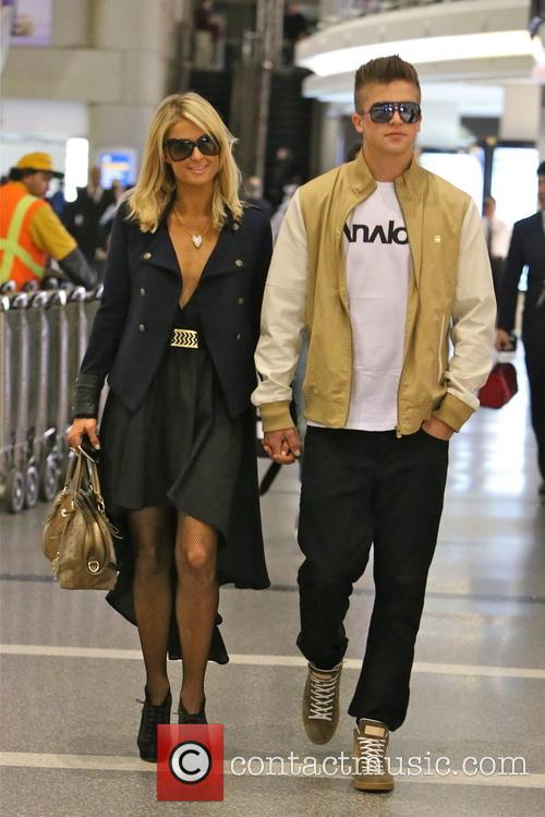 Paris Hilton and River Viiperi 49
