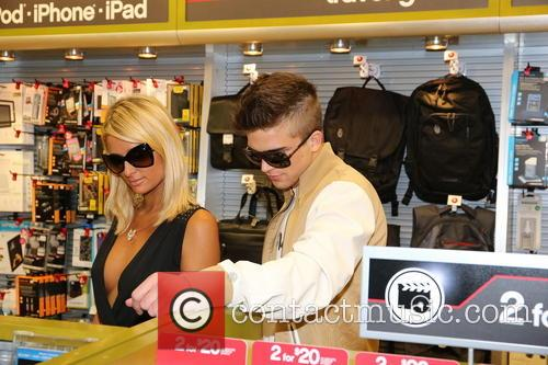 Paris Hilton and River Viiperi 58