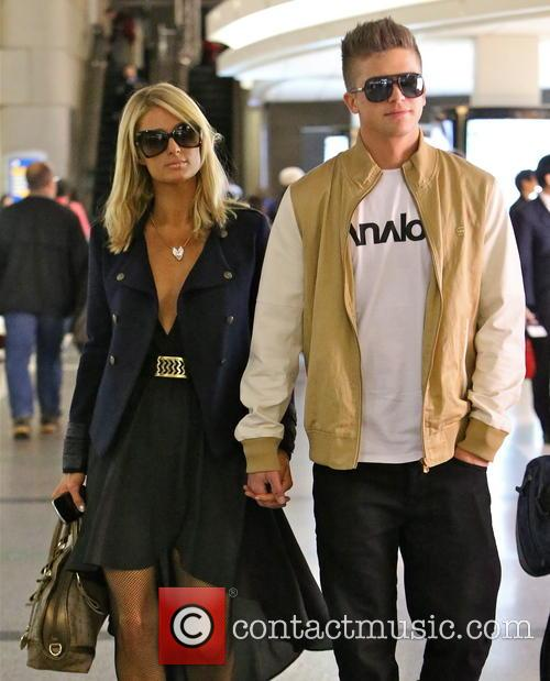 Paris Hilton and River Viiperi 60