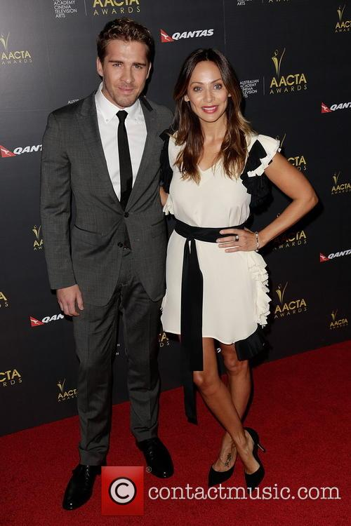 Hugh Sheridan and Natalie Imbruglia 3