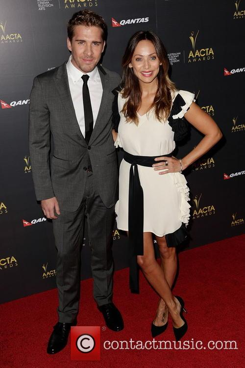 Hugh Sheridan and Natalie Imbruglia 4