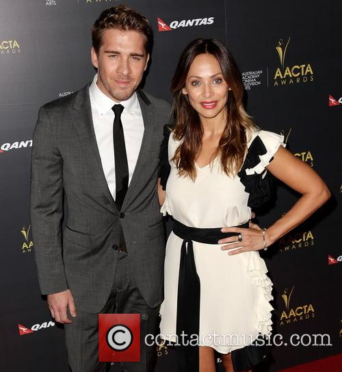 Hugh Sheridan and Natalie Imbruglia 5