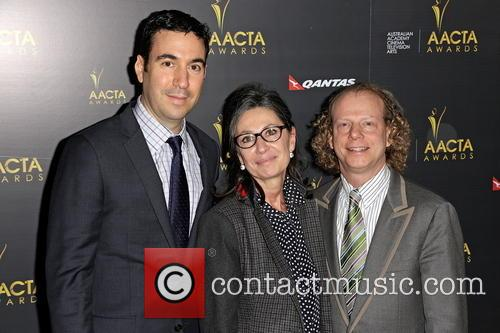 Jonathan Gordon, Donna Gigliotti and Bruce Cohen 2