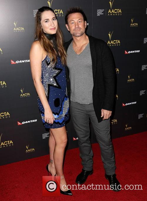 Kate Buckwald and Grant Bowler 1