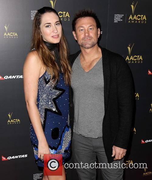 Kate Buckwald and Grant Bowler 2