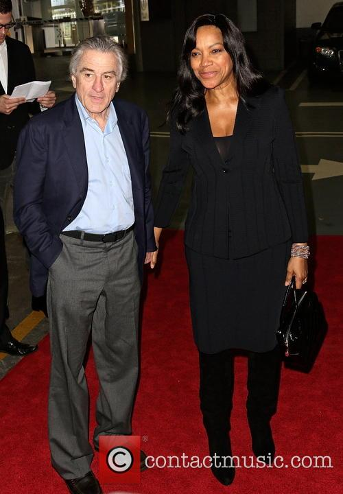 Robert De Niro and Grace Hightower 5