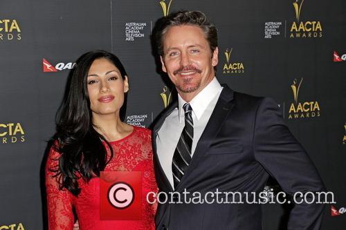 Tehmina Sunny and Charles Mesure