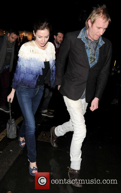 Anna Friel And Rhys Ifans