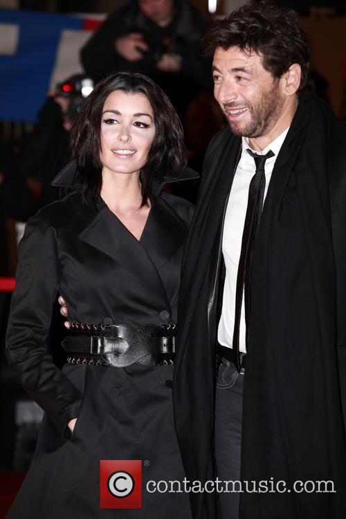 Jennifer Bruel and Patrick Bruel