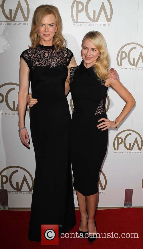 Nicole Kidman and Naomi Watts 7
