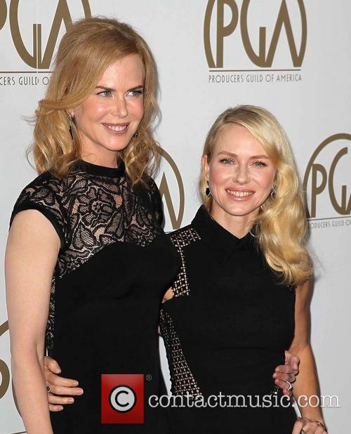 Nicole Kidman and Naomi Watts 8