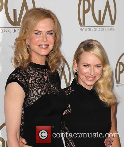 Nicole Kidman and Naomi Watts 10