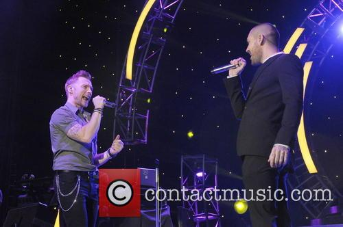 Ronan Keating and Shayne Ward 5