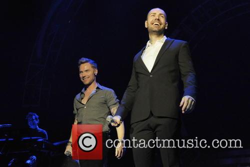 Ronan Keating and Shayne Ward 11