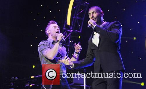 ronan keating shayne ward ronan keating gig 3469456
