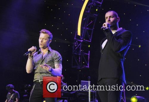 Ronan Keating and Shayne Ward 7