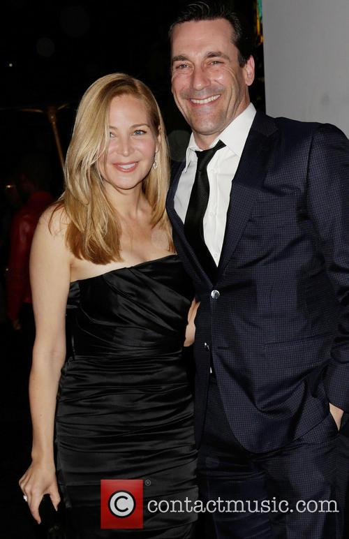 Jennifer Westfeldt, Jon Hamm, Screen Actors Guild